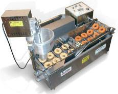 donut robot gas mark ii